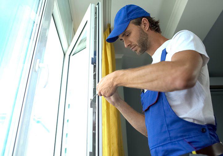 man install the window